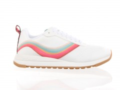 Paul Smith witte sneaker swirl